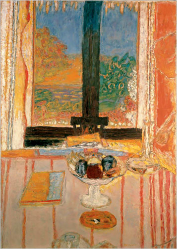 "Pierre Bonnard's ""Table In Front of The Window,"" 1934-35"