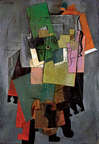 Picasso's Instruments de musique sur un guéridon (1914) ($35-42 million)